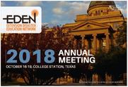EDEN Annual Conference graphic