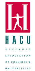 Hispanic Association of Colleges and Universities (HACU) graphic logo