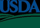 USDA graphic symbol logo