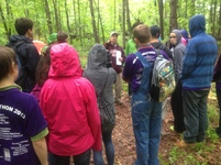 Peter Whitcomb at Envirothon