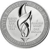 Civil Rights coin