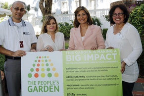 People's Garden expands to Puerto Rico