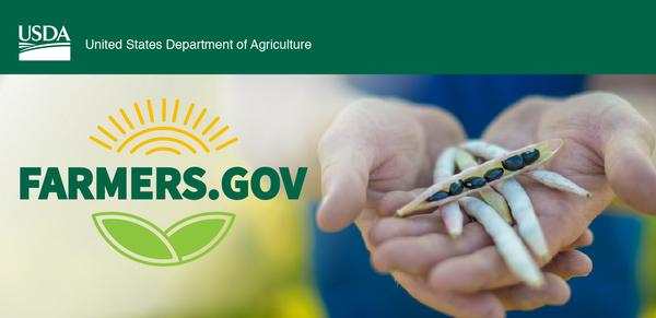 farmers.gov version 2