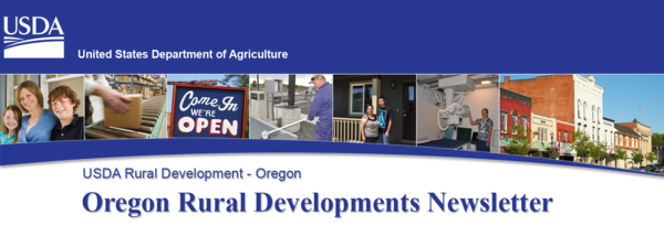 Oregon Rural Developments