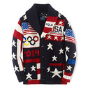 Sweater worn by Team USA at the 2014 Winter Olympics opening ceremonies
