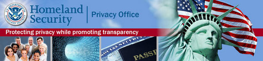 DHS Privacy Office banner