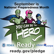 September national preparedness month
