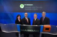 NASDAQ Bell Ringing