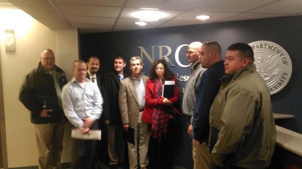 USET at NRCC