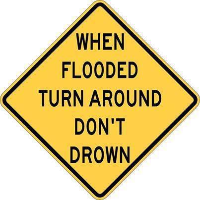 Turn Around, Don't Drown