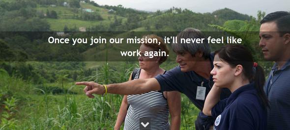 FEMA Careers Page