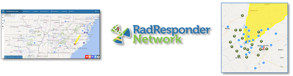 The RadResponder Network