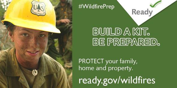 Wildfire Safety Toolkit Now Available