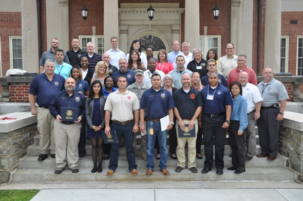 FEMA Congratulates National Emergency Management Basic Academy Graduates