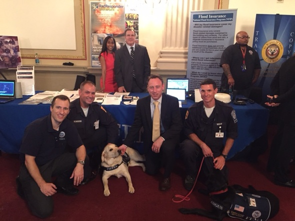 FEMA Participates in Department of Homeland Security Day on the Hill