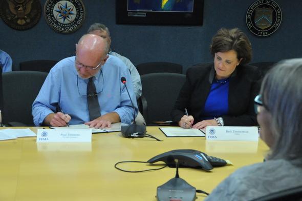 FEMA and Portlight Strategies Sign Memorandum of Agreement