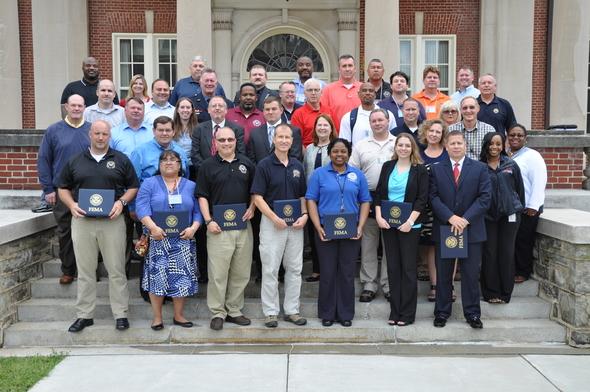 FEMA Congratulates National Emergency Management Basic Academy Graduates