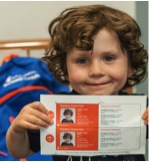 Save the Children Emergency Contact Card