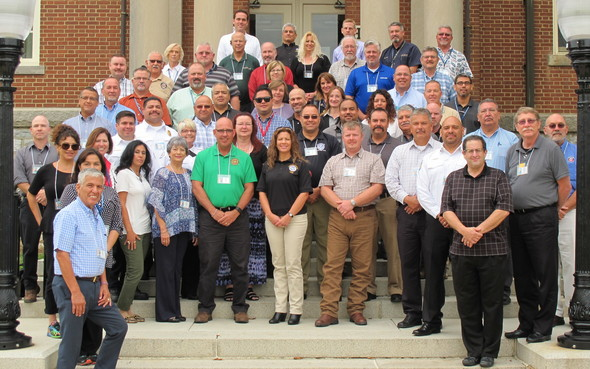 Pictured are participants from the IEMC training in Arizona.