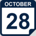 October 28 writing in blue for EMI Offers Advanced Public Information Officer Training application deadline