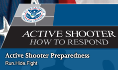 DHS Active Shooter Photo - You can access these resources and more at www.fema.gov/faith-resources