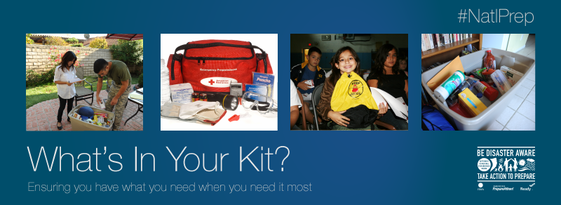 What's in Your Kit? Ensuring you have what you need when you need it most