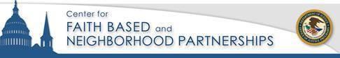 DOJ Center for Faith Based and Neighborhood Partnerships