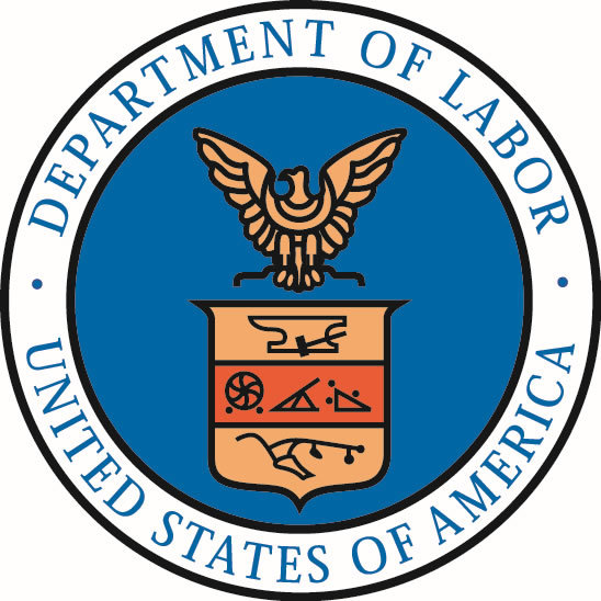 Official DOL Seal
