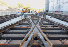 Railway maintenance of Utah Transit Authority's system