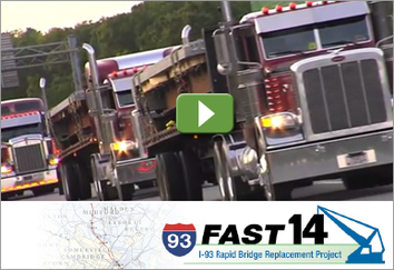 Design-Build I-93 Fast 14 Project
