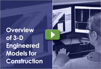 3D Models for Construction Overview