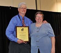Drew Dawson Wins Award