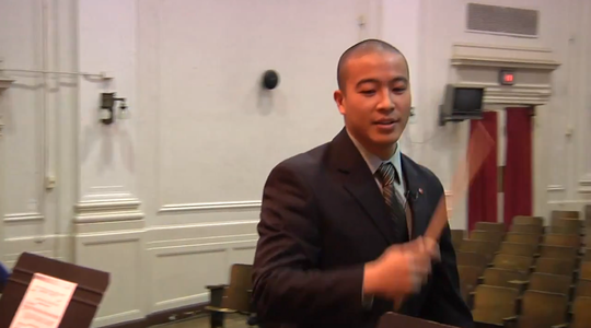 Jason Choung Keeps the Beat in Philly