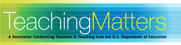 TEACHING MATTERS logo