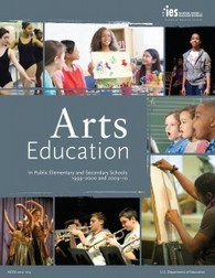Arts Report Cover