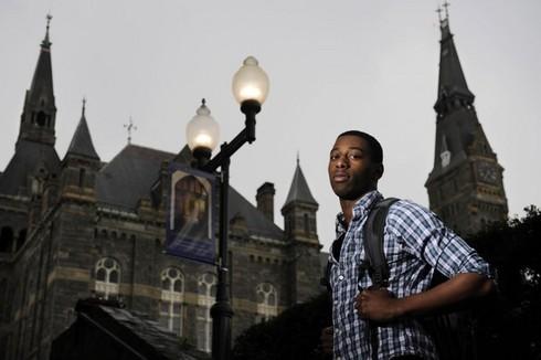 Georgetown Student