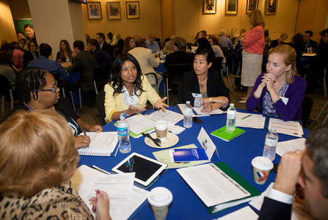 Educators discuss transforming the profession.