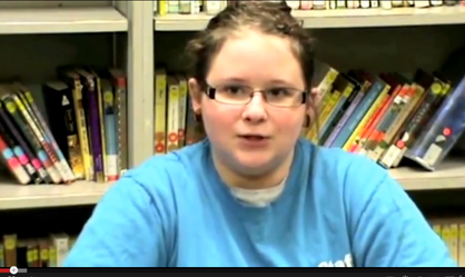 Felicia opens the Turning Point video recommendations to ED