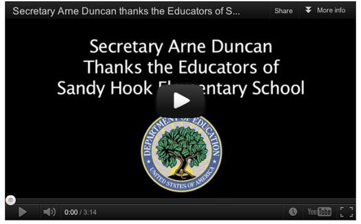 Sandy Hook Video