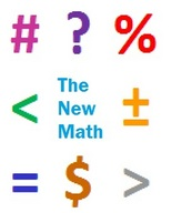 The New Math logo
