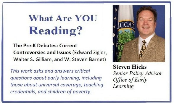 What are you reading, Steven Hicks?