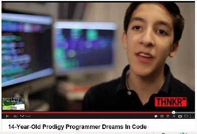 Santiago can code!