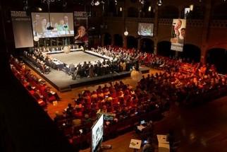International Summit general session
