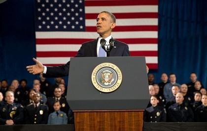 President Obama in Denver