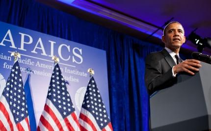 President Obama AAPI Heritage