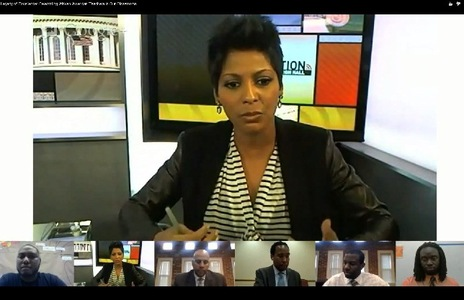 Photo of Google Hangout with Tamron Hall