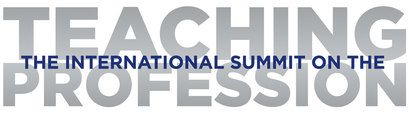 International Summit on the Teaching Profession logo