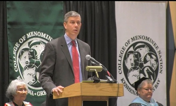 Menominee Commencement Speech