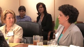 Maryland teachers discuss policy at ED