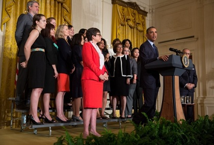 President Obama and Equal Pay